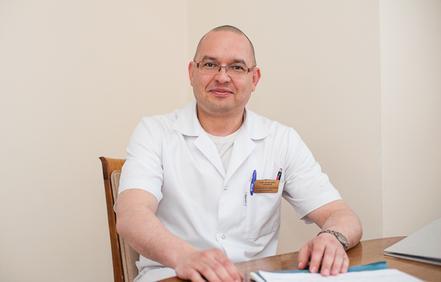 dr n. med. Michał Dominik Kurnatowski