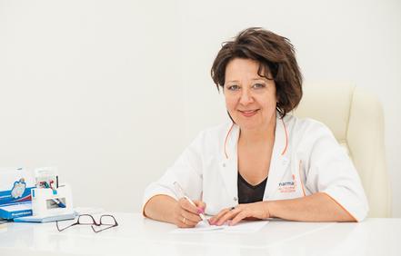 lek. med. Jolanta Mroczyńska