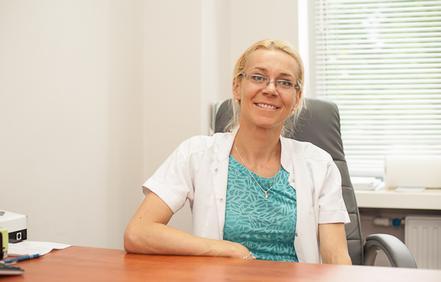 lek. med. Małgorzata Gąsowska