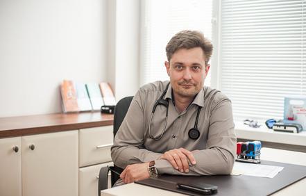 lek. med. Maciej Rynkiewicz