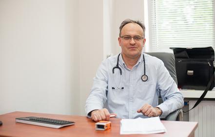 lek. med. Piotr Drzewek